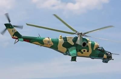 نائیجیریا میں ہیلی کاپٹر حادثہ میں 5 فوجی ہلاک