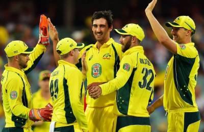 بھارت کیخلاف ون ڈے میچز کیلئے آسٹریلوی ٹیم کا اعلان