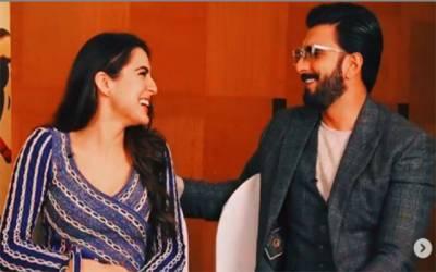 رنویر ، سارا علی خان کی نئی فلم سمبا کا باکس آفس پر ریکارڈ بزنس