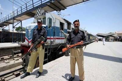 ریلوے پولیس کی تنخواہ پنجاب پولیس کے برابر کرنے کا اعلان
