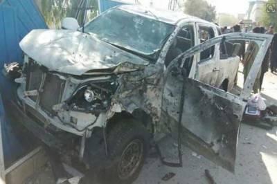 پشین میں لیویز کی گاڑی دہشتگرد حملے کا نشانہ بن گئی،7 اہلکار زخمی