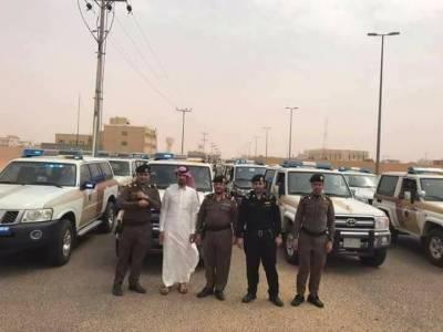 سعود ی جوازات حکام نے 23 لاکھ غیر قانونی تارکین کو گرفتار کیا