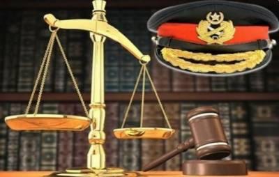 فوجی عدالتوں کی دوسری آئینی مدت مکمل ، 56دہشت گردوں کوپھانسی دی گئی