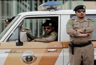 نشے میں دھت پاکستانی اور صومالیہ کا شہری گرفتار