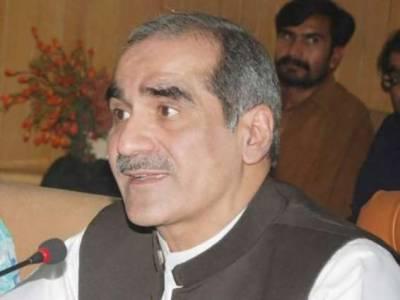ملک بنانے والوں کی اولاد کو جیل جانا پڑا ہے، سعد رفیق