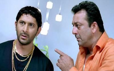 سنجے دت ، ارشد وارثی کی نئی فلم منا بھائی تھری کی شوٹنگ رواں برس شروع ہوگی
