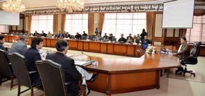 وفاقی کابینہ کا اجلاس، بلاول بھٹو اور مراد علی شاہ کا نام ای سی ایل سے نکالنے کا فیصلہ مؤخر