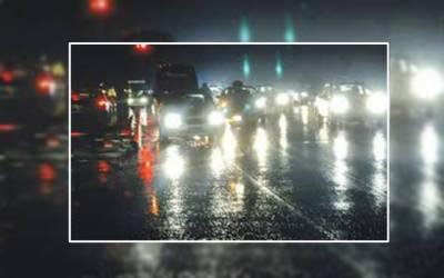 لاہور میں بوندا باندی سے سردی کی شدت میں اضافہ ، مری میں برفباری