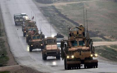 شام :امریکی و اتحادی افواج کی واپسی کا سلسلہ شروع ، پہلا قافلہ آج روانہ ہوگیا