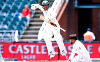 ساؤتھ افریقا نے پاکستان کو جیت کیلئے 381 رنز کا ہدف دیدیا