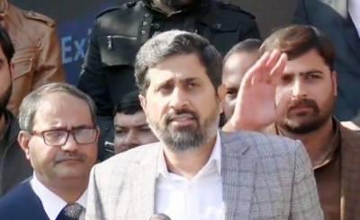 حکومت کا فیاض الحسن چوہان سے وزیراطلاعات پنجاب کا قلمدان واپس لینے کا فیصلہ