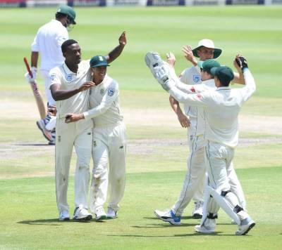 جوہانسبرگ ٹیسٹ:پاکستان کو 107رنز سے شکست،جنوبی افریقہ نے سیریز میں وائٹ واش کردیا