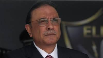 حکومت کو مشورہ ہے کہ نیب کو ٹائٹ کرے تاکہ ملک چلنے لگے ، آصف علی زرداری
