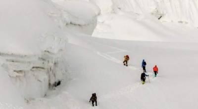 بین الااقوامی فوٹوگرافر نے پاکستان کے شمالی علاقوں میں برف باری کو کیمرے کی آنکھ میں محفوظ کر لیا