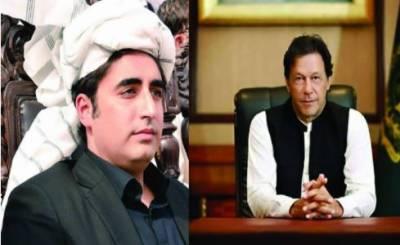 بلاول بھٹو اور وزیراعظم عمران خان کے درمیان ٹوئٹر پر لفظی گولہ باری جاری