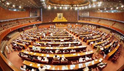 حکومت اور اپوزیشن کے درمیان تضحیک آمیز گفتگو نہ کرنے پر اتفاق