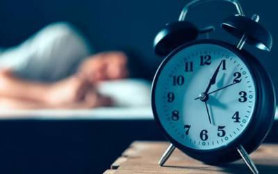 رات کے وقت گہری نیند دل کے عارضے سے بچاو میں انتہائی مفید ہے :نئی تحقیق