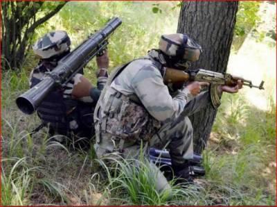 بھارتی فوج کی ایل او سی پر بلااشتعال فائرنگ، ایک شہری زخمی