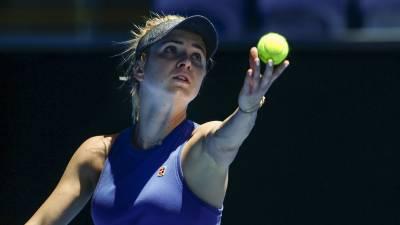 ٹینس سٹار الینا سویٹولینا نے گیل مونفلزکے ساتھ رومانس کا اعتراف کر لیا