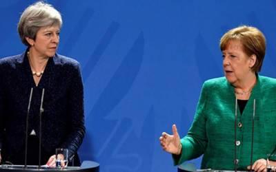 جرمنی نے برطانیہ کو یورپی یونین نہ چھوڑنے کی اپیل کر دی