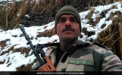 معطل بھارتی فوجی تیج بہادر کے بیٹے کو مبینہ طور پر قتل کر دیا گیا