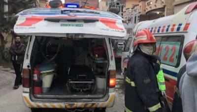 راولپنڈی: گھر میں آتشزدگی، 3 افراد جاں بحق