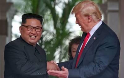 ڈونلڈ ٹرمپ اور کم جونگ اُن کی دوبارہ ملاقات آئندہ چند ہفتوں میں متوقع