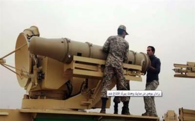 ایران نے پاکستانی سرحد کے قریب خود ساختہ ائیر ڈیفنس سسٹم نصب کر دیا