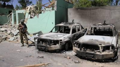 افغان صوبے وردک میں طالبان کا انٹیلی جنس ایجنسی کی بیس پرحملہ ,12افراد ہلاک