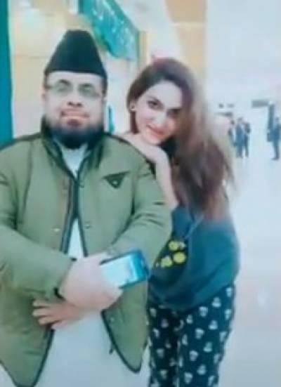 مفتی عبدالقوی کے ہمشکل کی ٹک ٹاک پر ویڈیو وائرل ہو گئی
