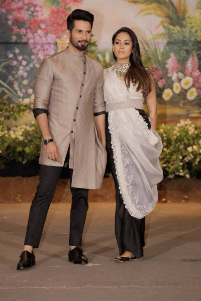 شاہد کپور نے بیوی کی ہر بات سننے کو کامیاب شا دی کا راز قراردیدیا