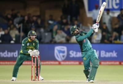 پاکستان اور جنوبی افریقہ کے درمیان تیسرا ون ڈے آج کھیلا جائے گا