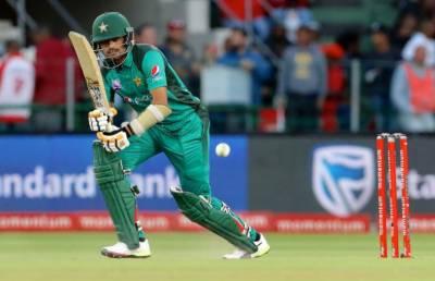 پاکستان نے جنوبی افریقہ کیخلاف 3 وکٹوں کے نقصان پر 247 رنز بنا لیے