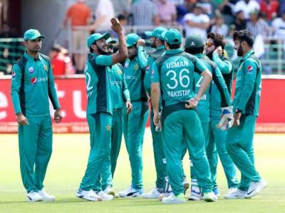 پاکستان کا جنوبی افریقہ کیخلاف ٹی 20 سیریز کیلئے سکواڈ کا اعلان