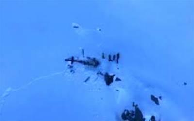 اٹلی کے ہیلی کاپٹر کو ٹیک آف کے بعد حادثہ ، سیاحوں کے جہاز سے ٹکرا گیا