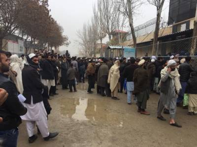 افغان شہر مزار شریف میں قائم پاکستانی قونصل خانے پر حملے کی کوشش ناکام