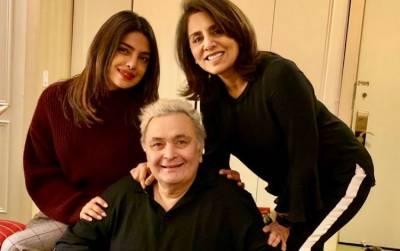 رشی کپور نے کینسر کے مرض میں مبتلا ہونے سے متعلق تصدیق کر دی