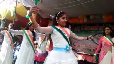 بھارتی سکول میں یوم جمہوریہ کے موقع پر پاک فوج کی جانب سے بنائے گئے نغمے کی گونج