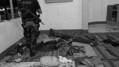 فلپائن، مسجد پر دستی بم حملے میں 2 افراد جاں بحق