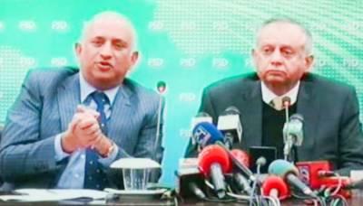 ہم ٹیکنالوجی پاکستان میں لانے کی حوصلہ افزائی کر رہے ہیں، عبدالرزاق داؤد