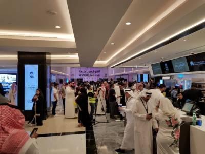 سعودی عرب میں رواں برس 110 سینما گھر کھولے جائیں گے، کیمرن مچل