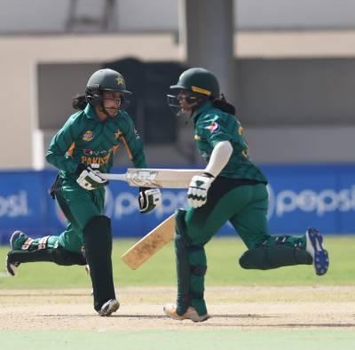 پہلا ٹی20 :ویسٹ انڈیز ویمن ٹیم نے پاکستان کو 71 رنز سے شکست دیدی