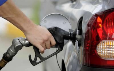 پیٹرول کی قیمت میں 59 پیسے کمی