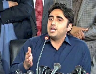 عمران خان نے پاکستان کے سب سے بڑے صوبے کو فرسٹ کلاس ٹیم کے حوالے کر دیا ، بلاول بھٹو زرداری