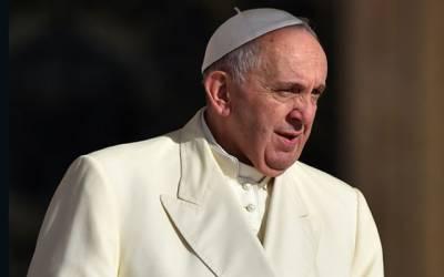 پاپ فرانسس نے یو اے ای کی مسلم کانفرنس میں شرکت کرکے تاریخ رقم کر دی