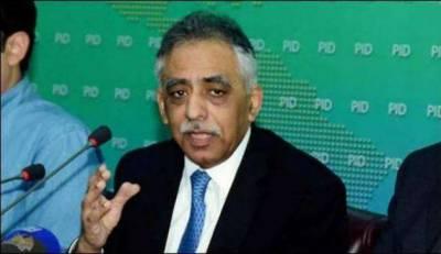 علیم خان کی گرفتاری کے بعد وزیراعلیٰ پنجاب حکومت کیسے چلائیں گے: محمد زبیر