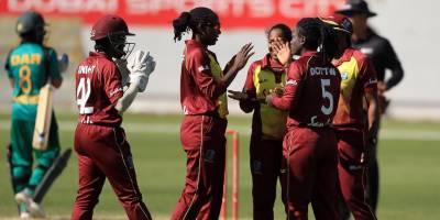 ویسٹ انڈیز ویمن ٹیم نے پاکستان کو عبرتناک شکست دیدی