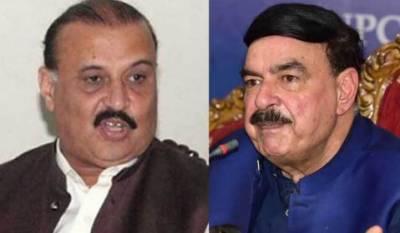 راجہ ریاض نے شیخ رشید کو پی اے سی ممبر بنانے کی مخالفت کردی