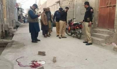 ڈی آئی خان میں نامعلوم افراد کی فائرنگ سے 4 پولیس اہلکار جاں بحق
