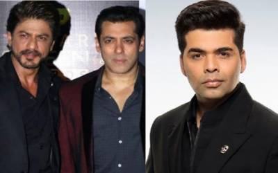 سلمان خان ، شاہ رخ خان کی کافی ود کرن کے چھٹے سیزن میں شرکت مشکوک ہوگئی